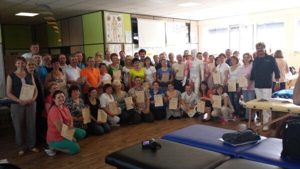 Massagepraktiker Ausbildung