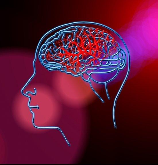 Schmerz im Gehirn